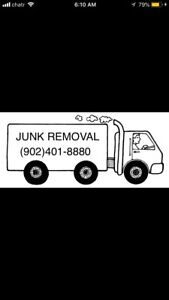 JUNK REMOVAL SERVICE  call or text 902.4018880