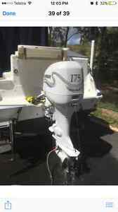 Boat Motor - 2000 Evinrude 175 Ficht Ram Injection Logan Reserve Logan Area Preview