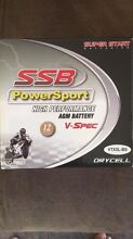 Motorcycle battery Lissner Charters Towers Area Preview