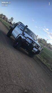 2010 Toyota hilux manual Toolern Vale Melton Area Preview