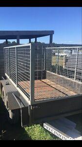 8x5 Cage Trailer Rosebud Mornington Peninsula Preview