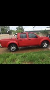 2012 Nissan Navara ST D40 Tennant Creek Tennant Creek Area Preview