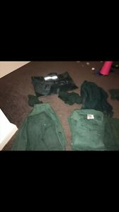 Bottle green clothes - over 15 items Ringwood East Maroondah Area Preview