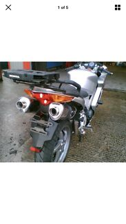 Wanted: WTB Honda Vfr800 top box mout