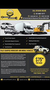 Automotive repairs and service Maryland Newcastle Area Preview