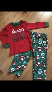 Carters Christmas pjs