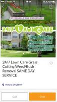 DO NOT CHOOSE 24/7 Lawn Care !!!!!!!!!