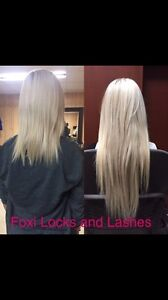 Hair and Lash Extensions done in the comfort of your home.  London Ontario image 2