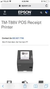 Thermal Receipt Printer - REDUCED
