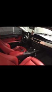 Bmw e92 Coral red interior