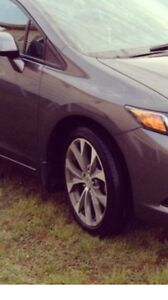 WANTED RIM for CIVIC Si 2012. 11