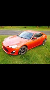 "**""Hot Lava"" Scion FR-S 2013 65,000ks**"
