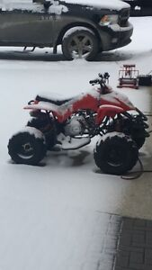 125cc quad not Gio