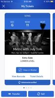 Metric and July Talk