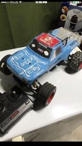 Remote Controlled Truck