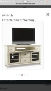 Gaming Entertainment unit - solid wood