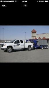 Remorque Roll-Off 3 essieux