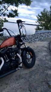 Harley sportster 48