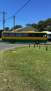 1991 MCA 40ft long Bus Coach Motorhome Burra Goyder Area Preview