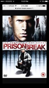 Prison break season 1-2