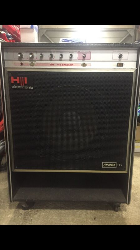 Bass Amp HH V-S Combo 115