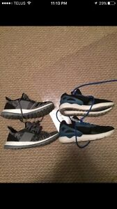 Men's and boys shoes clothing and miscellaneous lot