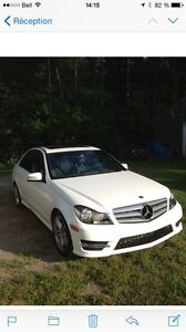 Mercedes c300 4matic 2013