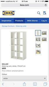 Ikea shelving unit Jindalee Wanneroo Area Preview