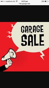 Garage sale Horningsea Park Liverpool Area Preview
