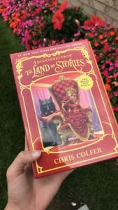 Adventures from the land of stories boxed set