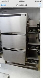3 Lincoln Impinger Electric Conveyer Ovens