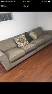 Brand new large couch