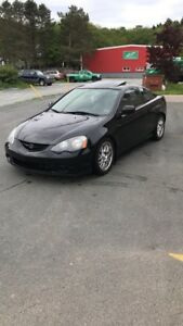 2002 Acura Rsx Premium 5speed