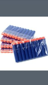 100 blue foam darts