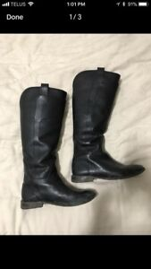 FRYE Rider Boot Size 8