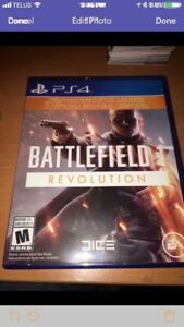 Battlefield one 1 PS4