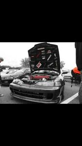 Integra moteur type r forge turbo !!
