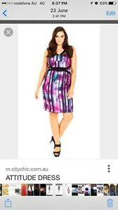 City chic dress Leda Kwinana Area Preview