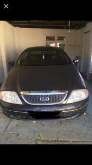 FORD FAIRMONT AU 2000 FOR SALE