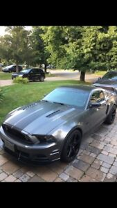 2014 Mustang GT with track pack