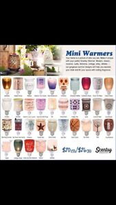 Scentsy's Spring/Summer catalogue