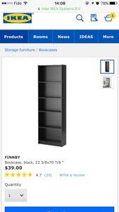 Ikea bookcase/book shelf