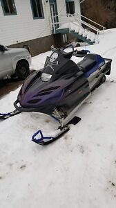 '99 Yamaha SRX Mountain 700 Triple