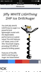 ISO Jiffy auger
