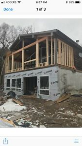 RENOVATIONS - complete service - 13%off - house - cottage