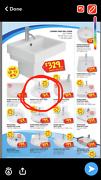 Brand New Bathroom Basins x2.   Reduced Dudley Park Mandurah Area Preview