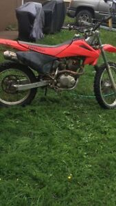 2006 CRF 230 1500 FIRM
