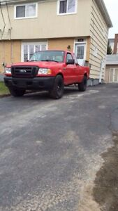 2011 Ford Ranger Supercab RWD Manual