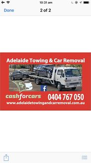 Cash for unwanted cars vans trucks and Utes Para Hills Salisbury Area Preview