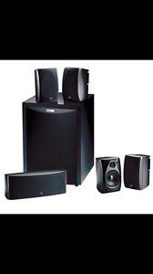 Cinema maison Polk Audio 5 Speakers 270$